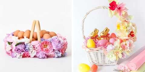 25 best easter basket ideas cute easter basket ideas for kids adults easter basket ideas negle Gallery