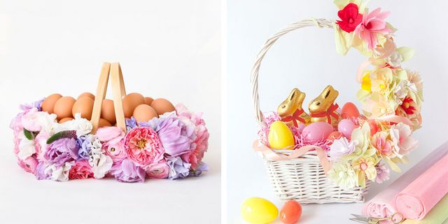 25 best easter basket ideas cute easter basket ideas for kids adults negle Image collections