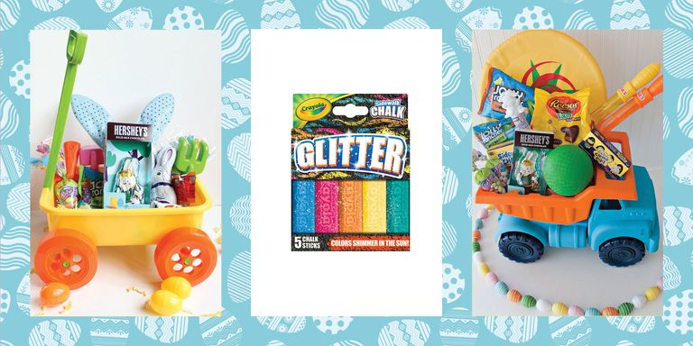 16 easter basket ideas for kids best easter gifts for babies best easter egg hunts negle Gallery