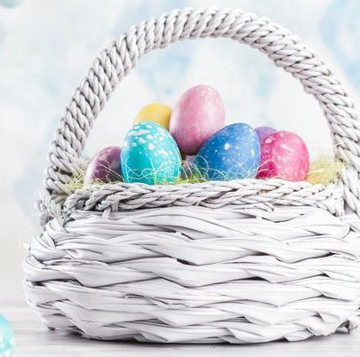 40 Best Easter Basket Ideas Diy Easter Baskets For Kids And Adults