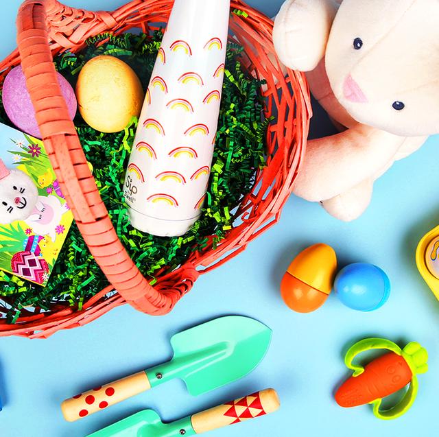 spring toys for easter basket