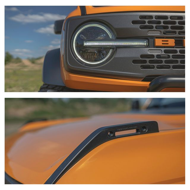 2021 ford bronco easter eggs