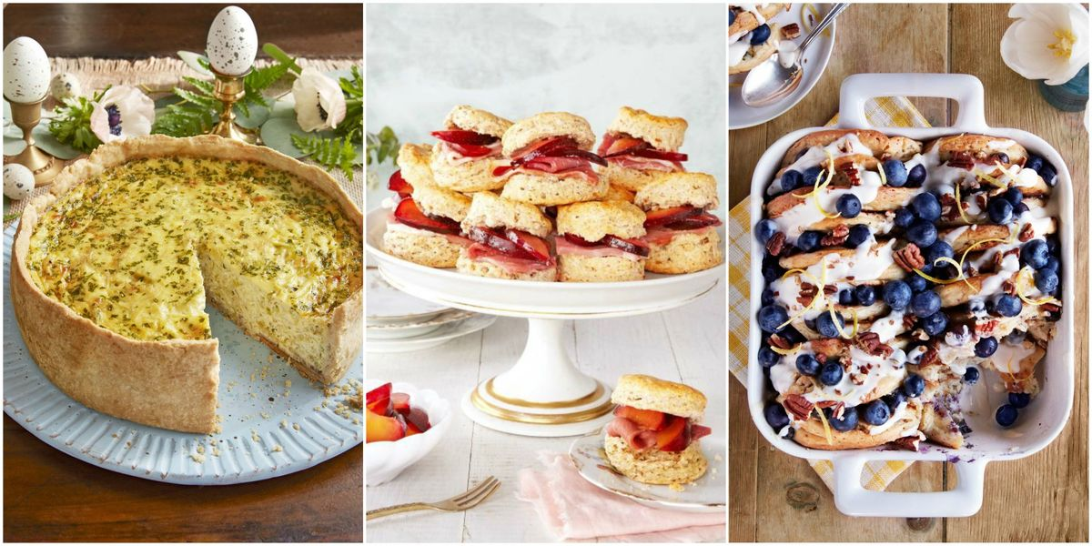 40 best easter brunch recipes menu ideas for easter brunch Fun easter brunch ideas