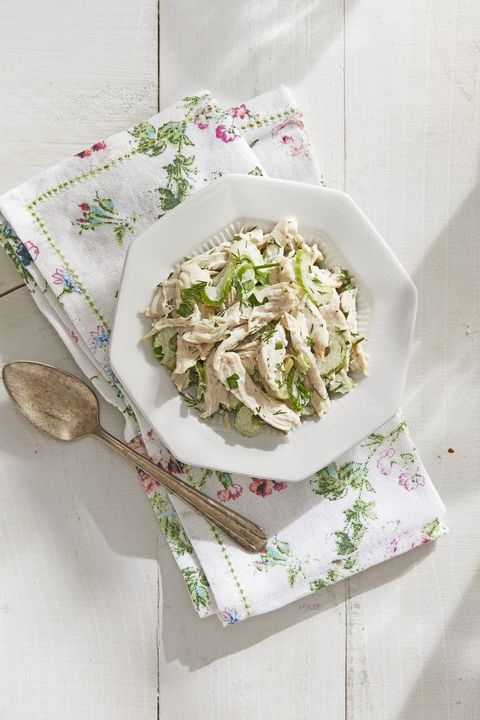 easter brunch classic chicken salad