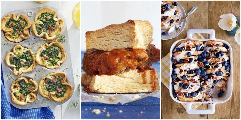 39 best easter brunch recipes menu ideas for easter brunch best easter brunch recipes negle Images