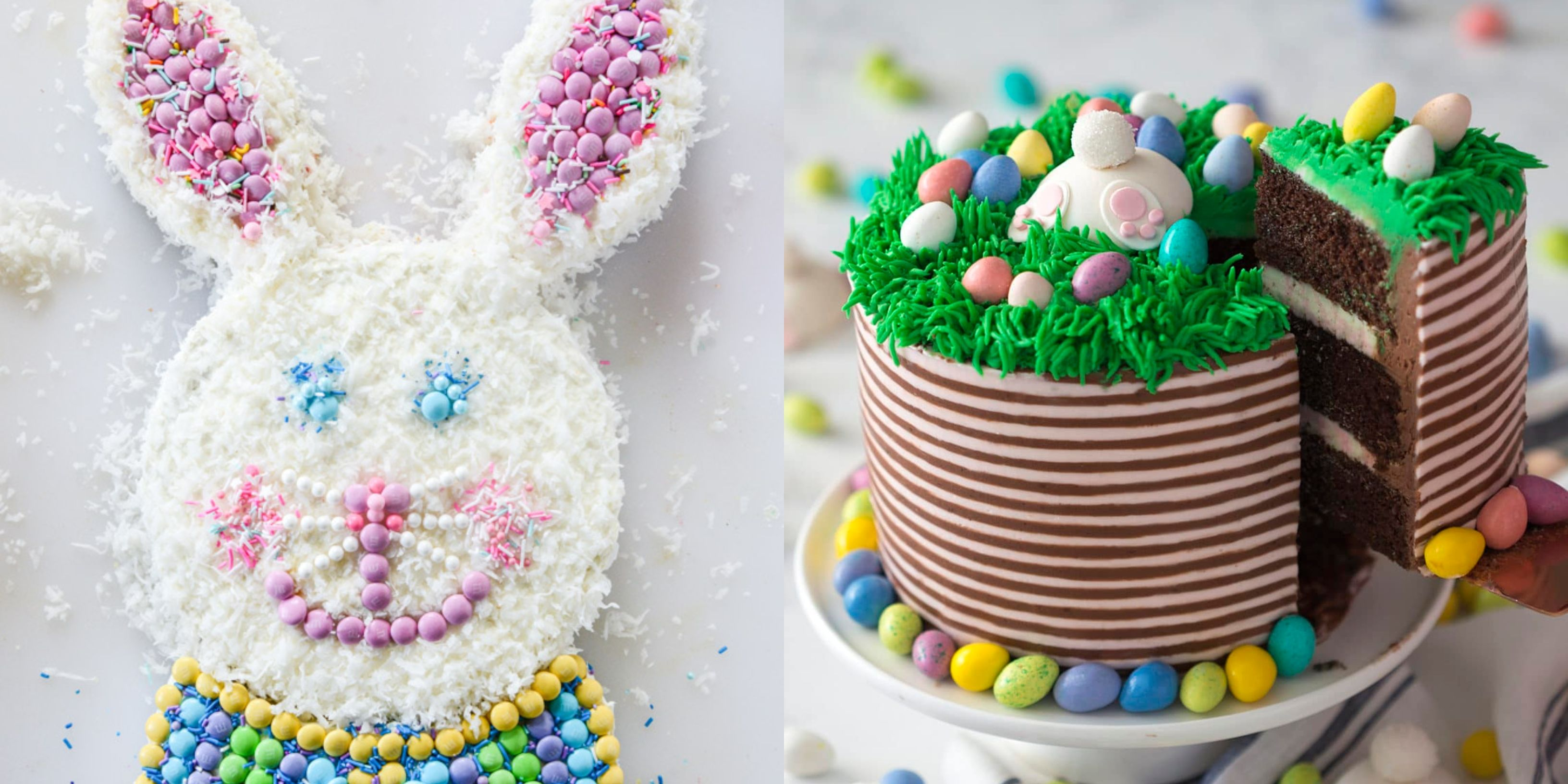 14 Cute Easter Bunny Cake Ideas