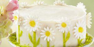 easter cake lemon layer