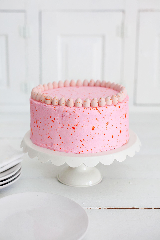 easter-cake-speckled