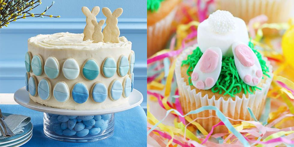 Pictures of easy cakes to make with toddlers