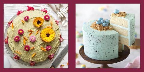 best easter cakes