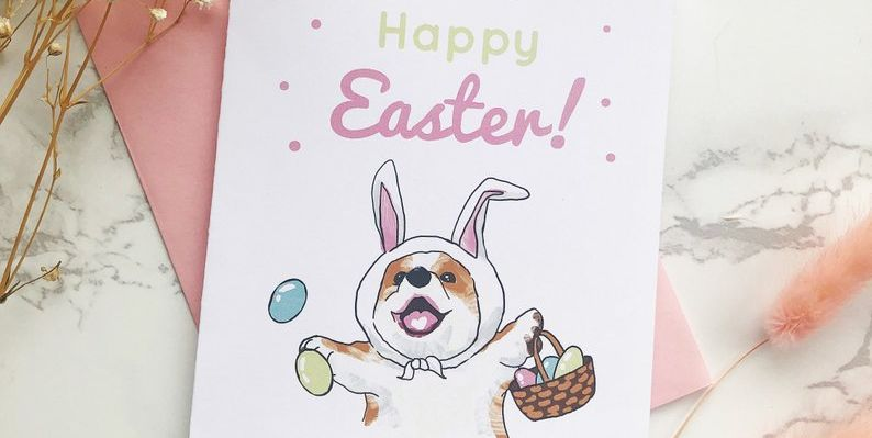 22 Easter Cards for a Bright and Cheery Holiday