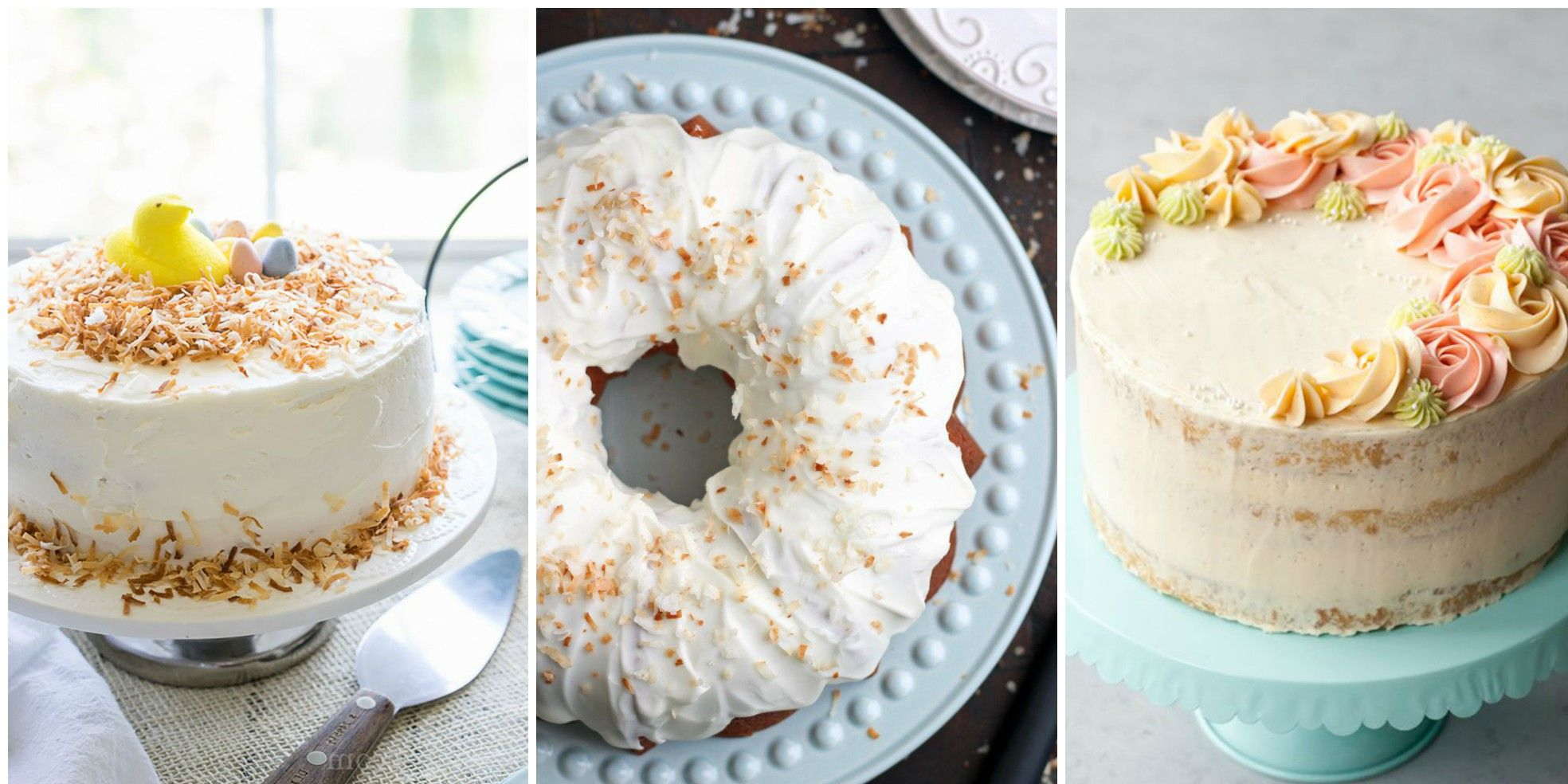 13 Easy Coconut Cake Recipes How to Make Easy Coconut Cakes
