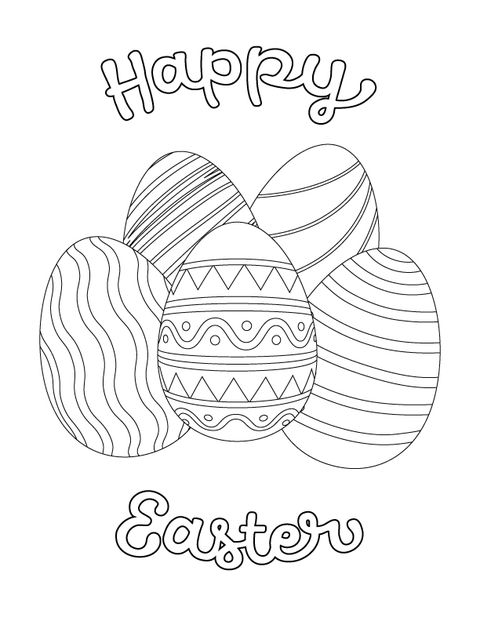 happy children coloring pages - photo#41