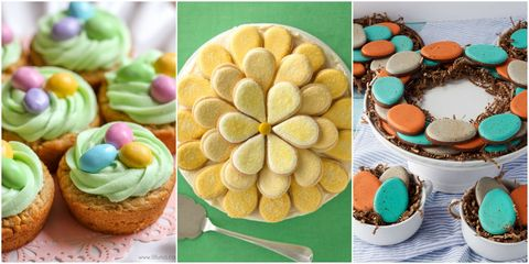11 Easy Easter Cookie Recipes - Best Decorating Ideas for Easter Cookies