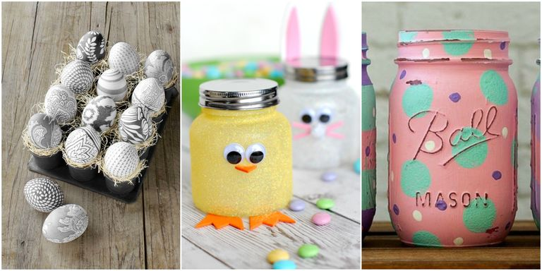 43 easy easter crafts ideas for easter diy decorations gifts easy easter crafts negle Images