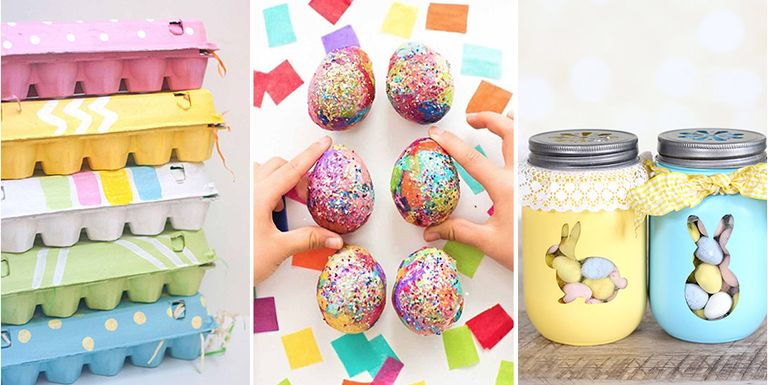 20+ Fun Easter Crafts For Kids - Easter Art Projects for Toddlers ...