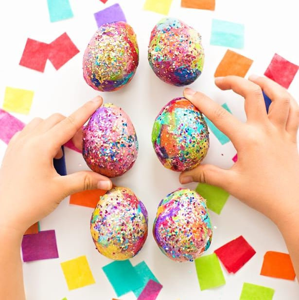 27 Fun Easter Crafts For Kids Easy Easter Art Projects For Kids