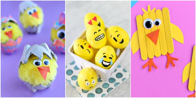 38 Easter Crafts For Kids