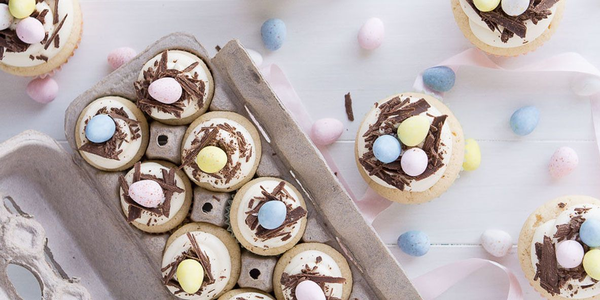 24 Easy Easter Cupcakes That Are Almost Too Cute to Eat