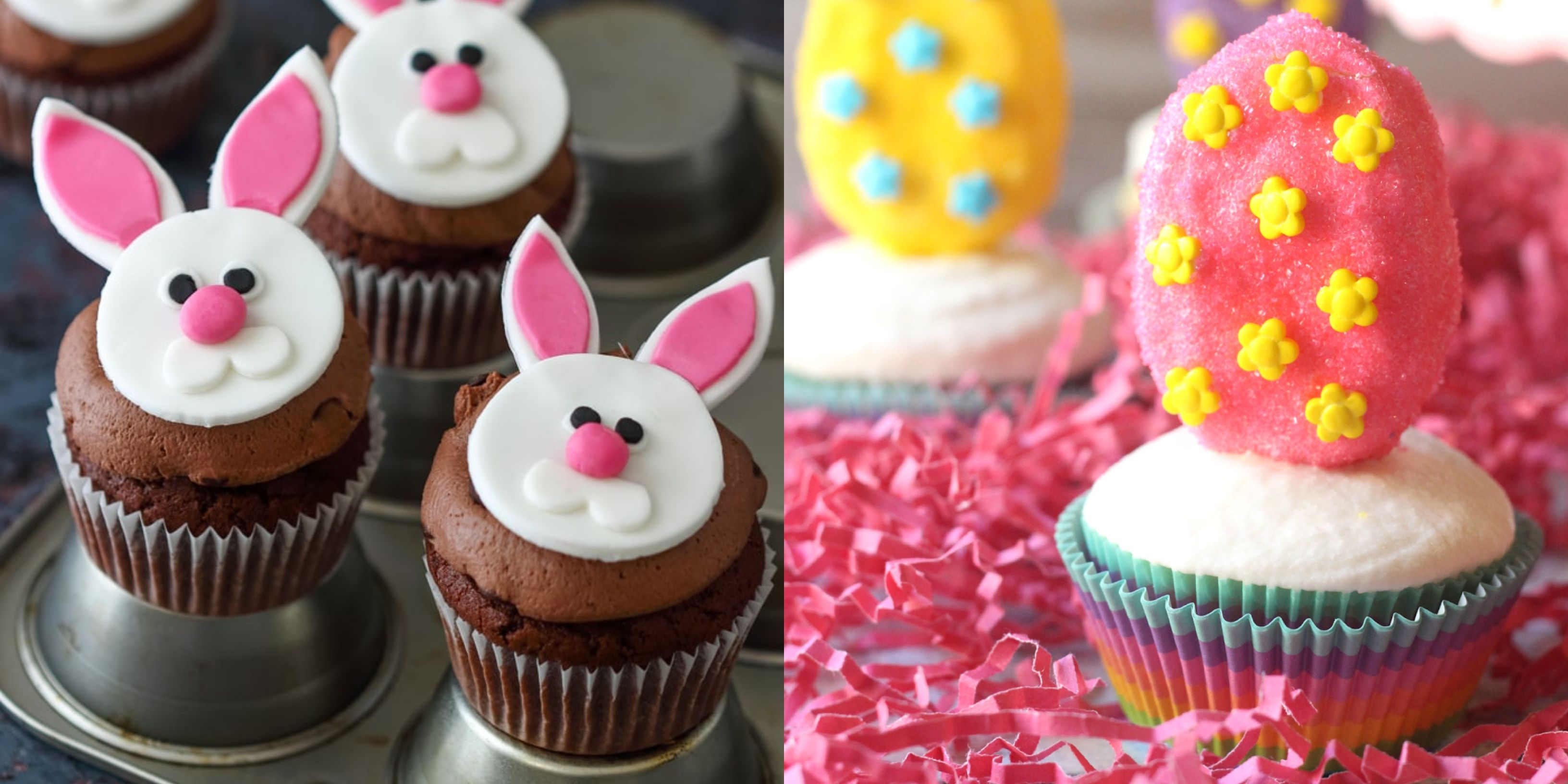 22 Cute Easter Cupcake Ideas Decorating Recipes For Easter Cupcakes