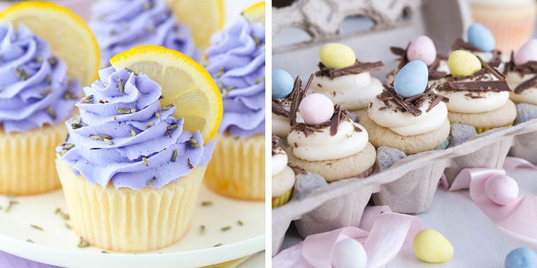 15 easy easter cupcake ideas best cupcake recipes for easter easter cupcakes negle Images
