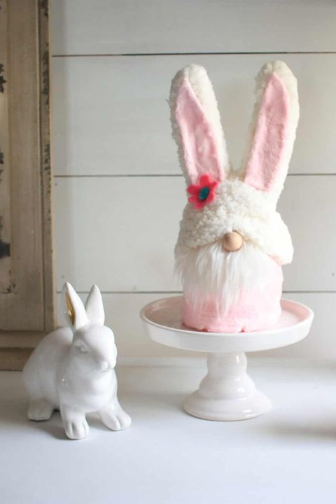 easter decoration ideas - holiday gnomes