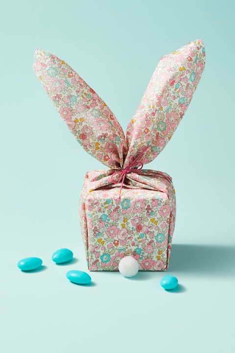 Easter Decorations Bunny Box Wrapping