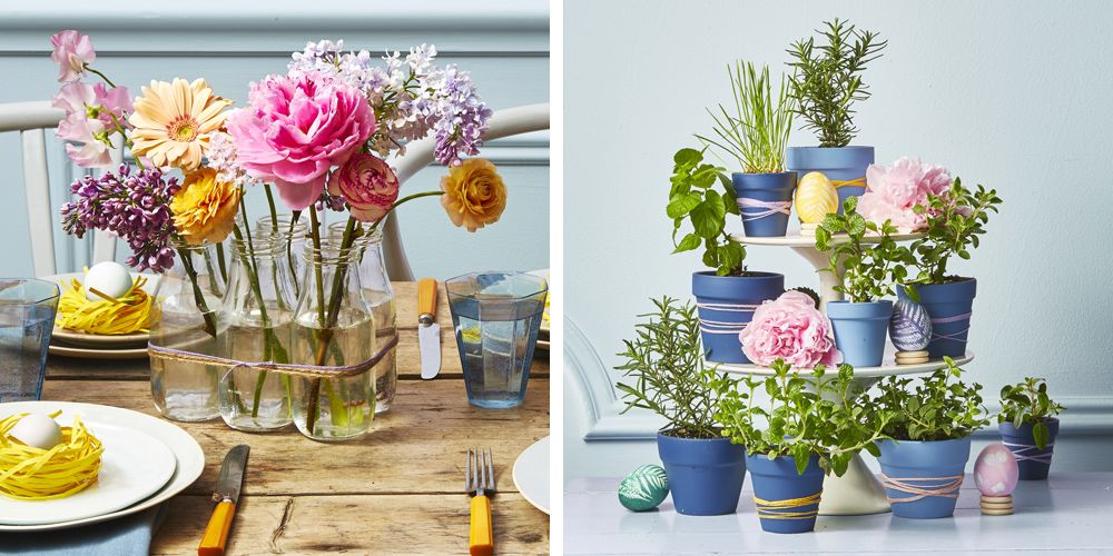 20 Must Try Modern Easter Decorating Ideas