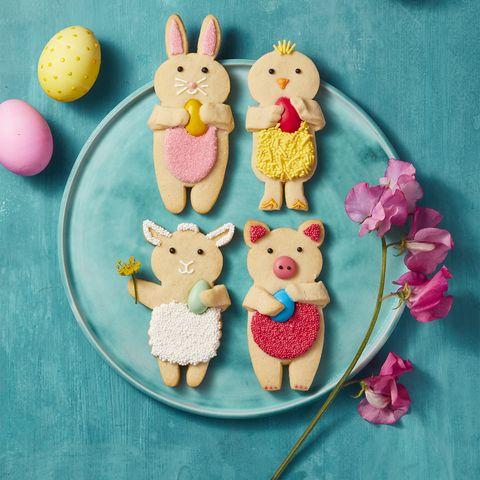 easter desserts - sugar cookies