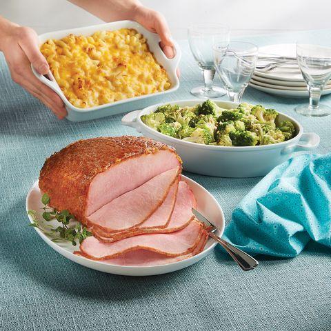 easter dinner delivery - honeybaked ham