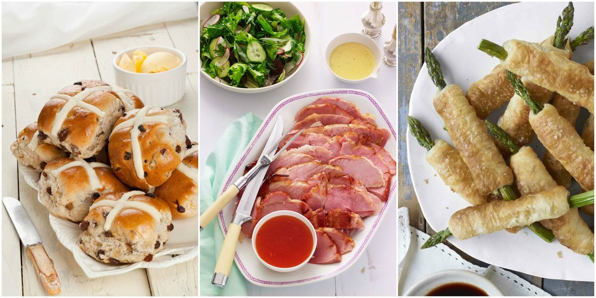 22 easy easter dinner ideas recipes for the best easter for Easy easter menu ideas