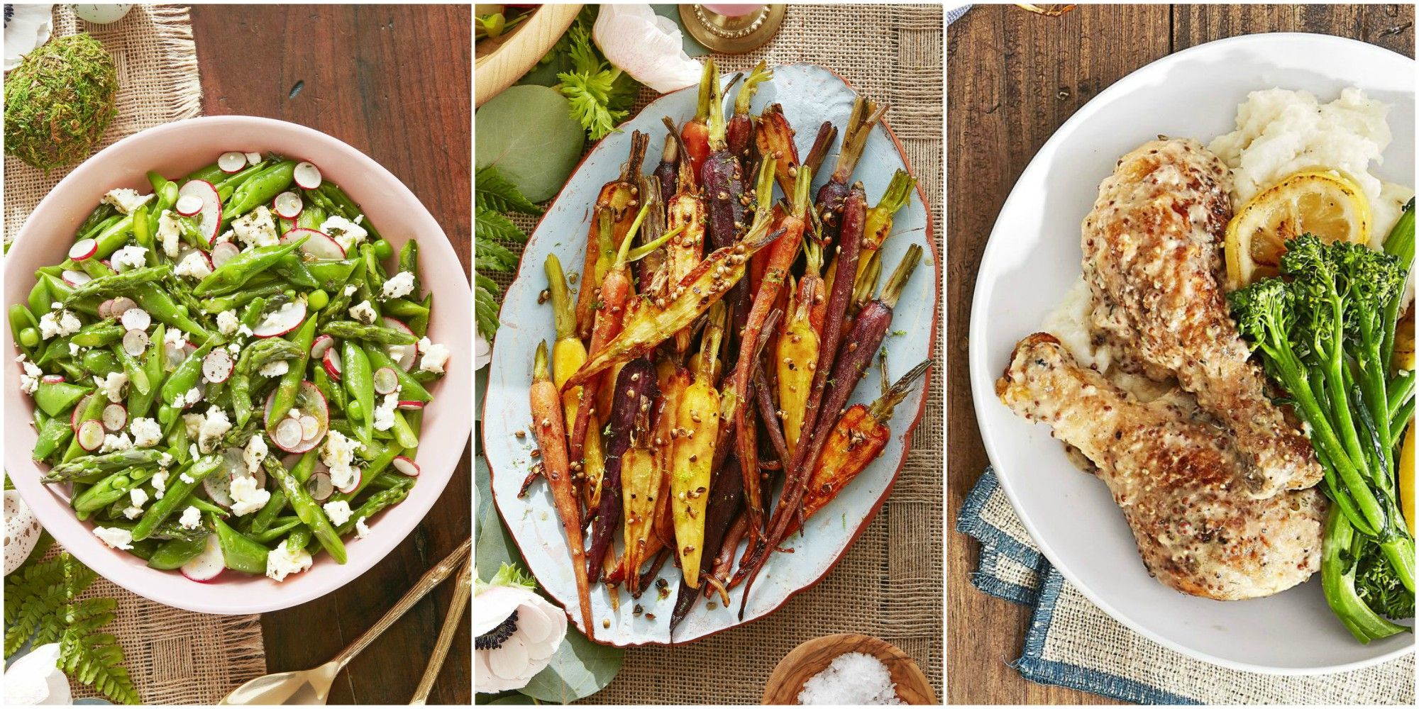 74 Easter Dinner Recipes & Food Ideas - Easter Menu - Country Living
