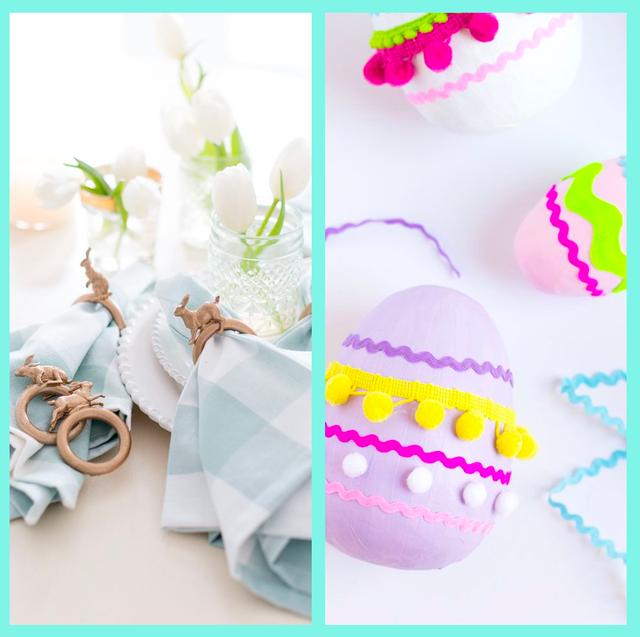 50 Best Diy Easter Decoration Ideas For 2020 Easy Easter Crafts