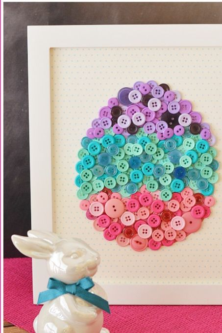 35 Best Easter Crafts To Make In 2019 Chic Diy Easter Craft Ideas