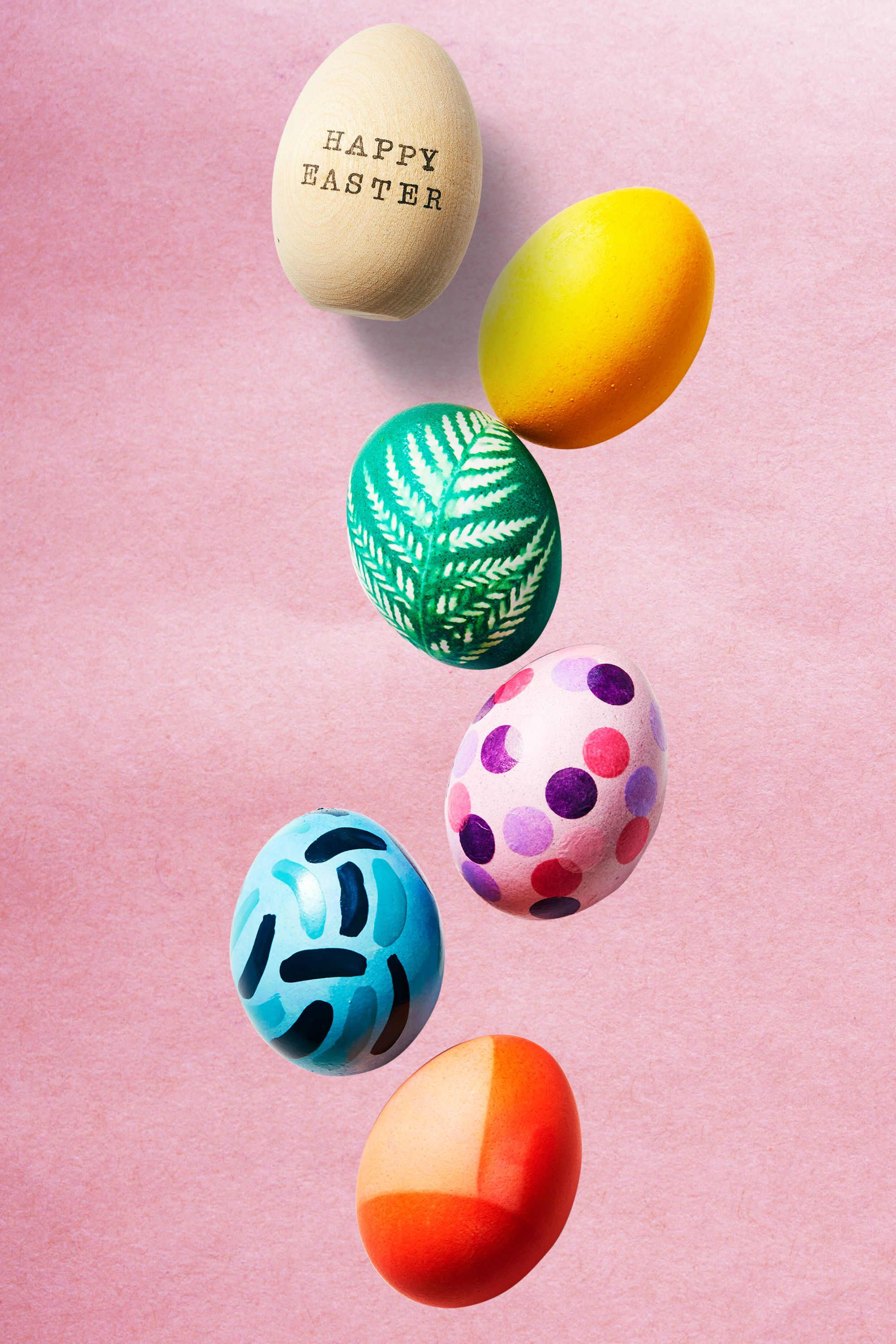 84 Best Easter Egg Designs Easy Diy Ideas For Easter Egg Decorating
