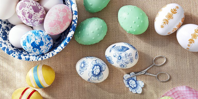 60 Fun Easter Egg Designs Creative Ideas For Easter Egg