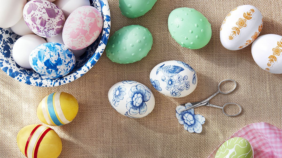 Superbe Easter Egg Decorating Ideas
