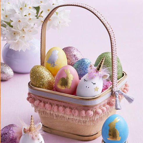 52 Cool Easter Egg Decorating Ideas - Creative Designs for ...