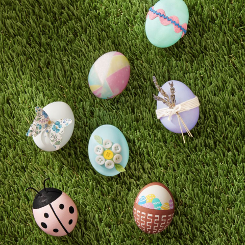 easter egg decorations designs