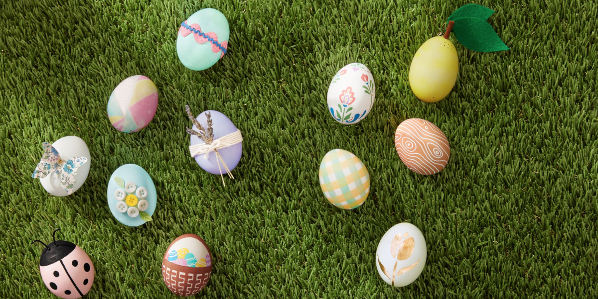85 Creative Easter Egg Decorations and Designs to Inspire You This Year