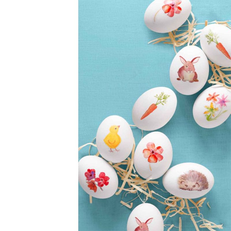 30+ Easy Easter Egg Decorating Ideas - Creative Designs for Easter Eggs