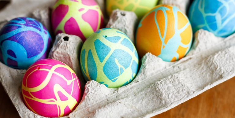 16 spectacular easter egg designs easy diy easter egg ideas easter egg design ideas negle Images