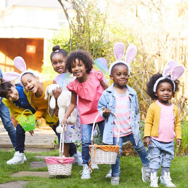 2698de3288 20 Easter Egg Hunt Ideas for Kids - Easter Egg Hunt