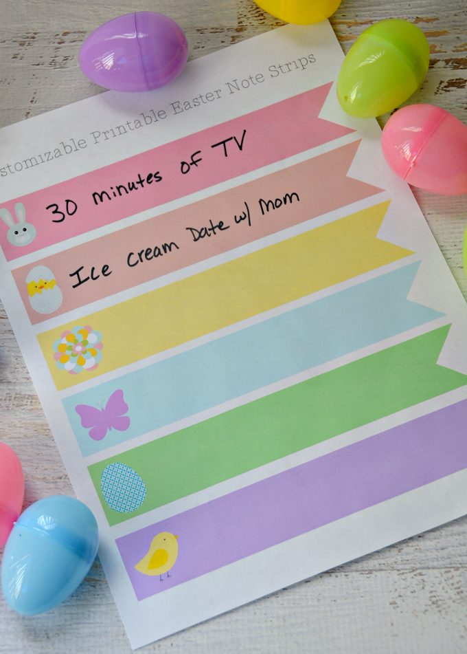 printable easter egg hunt coupons