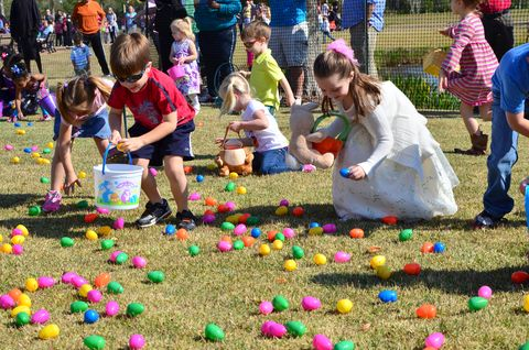 easter egg hunts near me palm coast