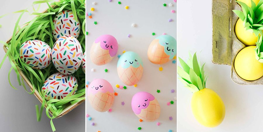 ideas for crafting 52 cool easter egg decorating ideas creative designs for 2216