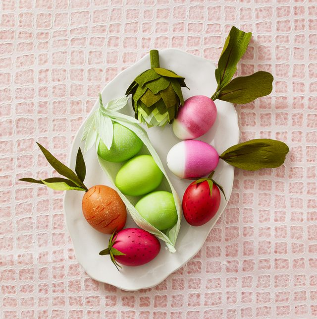 9 Best Easter Egg Designs - Easy DIY Ideas for Easter Egg Decorating