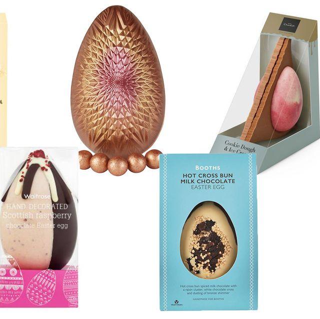 Easter eggs under £10