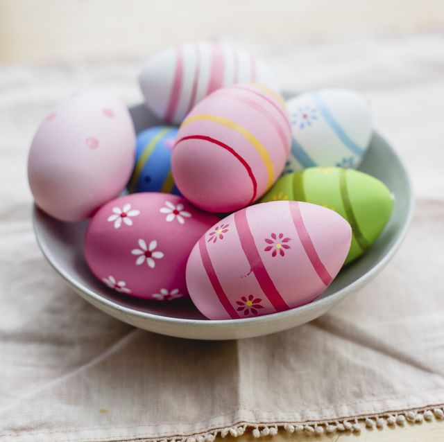 17 Easter Egg Decorating Ideas From Pinterest
