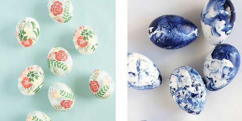 20 Chic Easter Egg Designs Creative Easter Egg Ideas